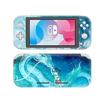 Spirited Away Anime-vinyyli tarra Nintendo Switch Lite