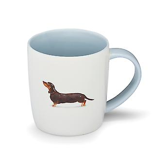 Cooksmart Curious Dogs Barrel Mug