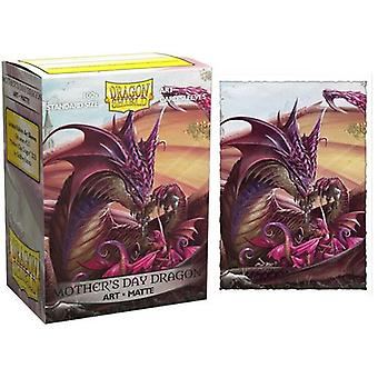 ART Sleeves Matte - Mothers Day Dragon 2020 Box of 100 (Pack of 10) CDU