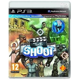 The Shoot Move PS3 Game