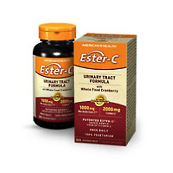 American Health Ester-C with Cranberry & Immune Health Complex, 90 V Tabs