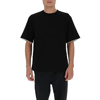 Emboscada Bmaa003f20jer0011051 Men's Black Cotton T-shirt