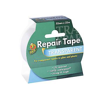 Shurtape Duck Tape Transparent Repair 50mm x 25m SHU260508
