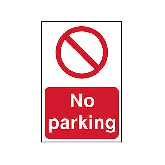 Scan No Parking - PVC 400 x 600mm SCA4051