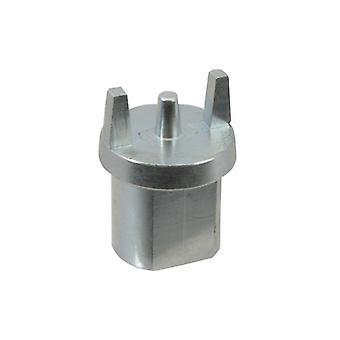Monument 4527C Grip+ T6 Three Pin Sink Rose Tool MON4527