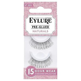 Eylure False Eyelashes - N°031 Naturals
