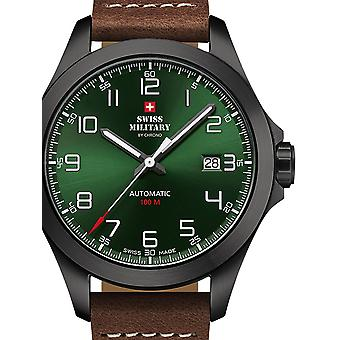 Mens Watch Swiss Military By Chrono SMA34077.06, Automatic, 42mm, 10ATM