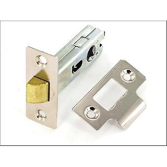Securit Mortice Latch Brass Plated 63mm S1921