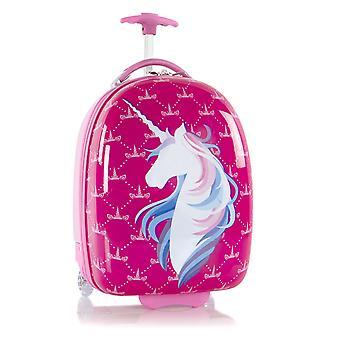 Heys Kids Unicorn Roze Trolley 46 cm 2 Wielen, Roze