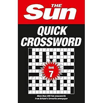 The Sun Quick Crossword Book 7: 200 fun crosswords� from Britain's favourite newspaper