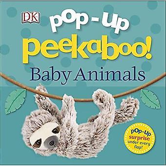 Pop-Up Peekaboo! Baby Animals (Pop-up Peekaboo!) [Board book]