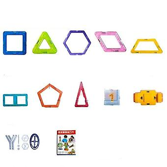 Mini Magnetic Designer Construction Set Toy