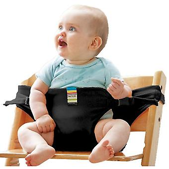 Portable Safety Baby Chair Harness Travel Foldable Washable High Dinning Cover