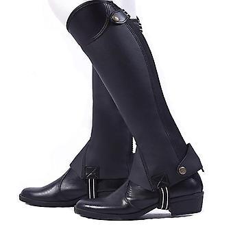 Equestrian Supplies Texture Men's En Women's Knight's Foot Cover Chaps