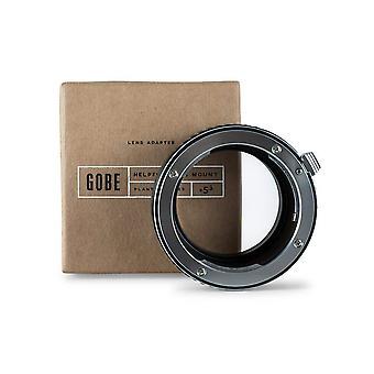 Gobe objektiv připojit adaptér: kompatibilní s Pentax k objektivu a sony e tělo fotoaparátu k-e