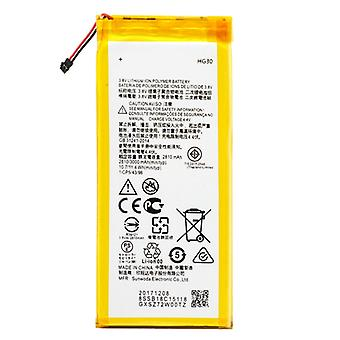 2810mAh Li-Polymeer batterij HG30 voor Motorola Moto G5S Plus Dual / XT1805