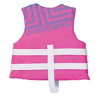 Kwik Tek 10081-02-A-HPSB Airhead Trend Vest, Child, Girls