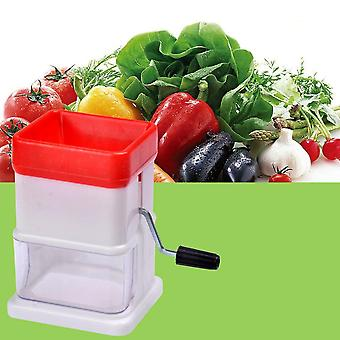 Manual Food Chopper Household Vegetable Shredder Foods Processor