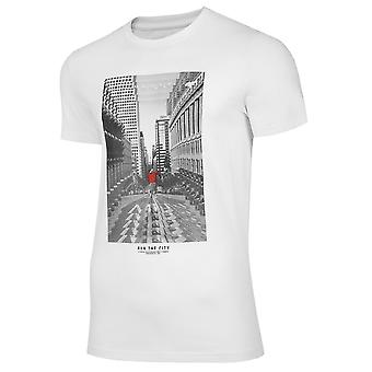 4F TSM020 H4Z20TSM020BIAY universal Sommer Herren T-shirt