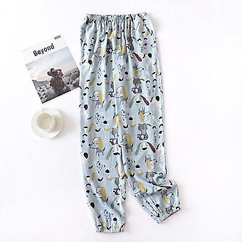 Kobiety Floral Sleep Bottoms