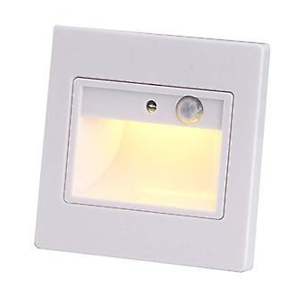 Automatische spir Sensor LED Licht für Treppen / Schlafzimmer / Wege