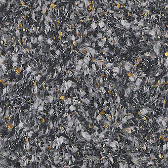 Black  3d Foam Silk Plaster, Liquid Wallpaper, Wall Covering  (1kg)