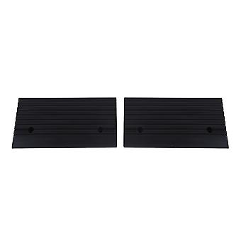 Portable Rubber Curb Ramps For Car, Scooter, Motorbike