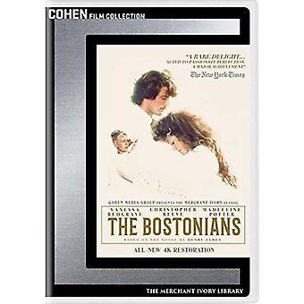 Bostonians [DVD] USA import