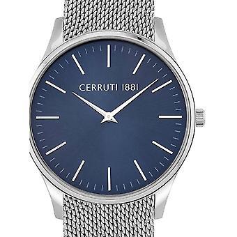 Mens Watch Cerruti CRA26203, Quartz, 42mm, 5ATM