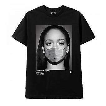 More Than A Game T-Shirt Unisex Rihanna Face Mask