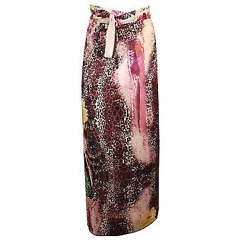 Fehu Multicoloured Bold Printed Wrap Sarong