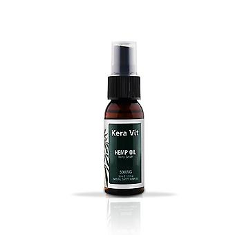 Cbd And Hemp Seed Oil 30ml 100% Natural Safety Drops Body Care & Help Sleep