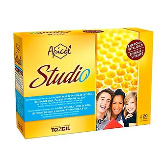 Apicol Studio 20 vials of 10ml