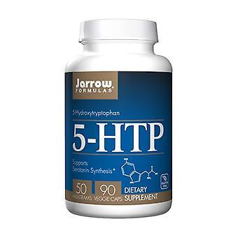 5-HTP 50 mg 90 vegetable capsules