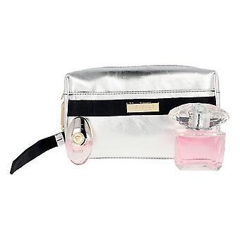 Women's Parfum Set Bright Crystal Versace EDT (3 buc)