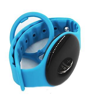 Puettava Bluetooth-tukiasema sisänavigointiin