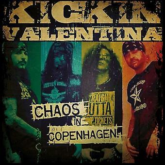 Kickin Valentina - Chaos In Copenhagen [Vinyl] USA import
