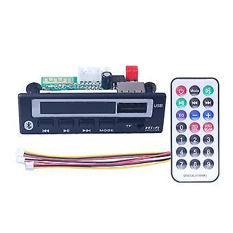 Elistooop Bluetooth 5.0 Mp3 Card Wireless Audio Module With Fm Radio