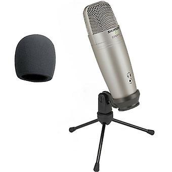 Samson Pro Usb Studio Condenser Microphone