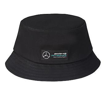 Mercedes AMG Petronas Eimer Hut | Schwarze | | für Erwachsene 2021