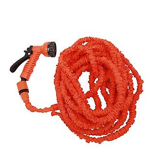 Expandable Magic Flexible Water Eu Hose, Plastic Pipe With Spray Gun, To