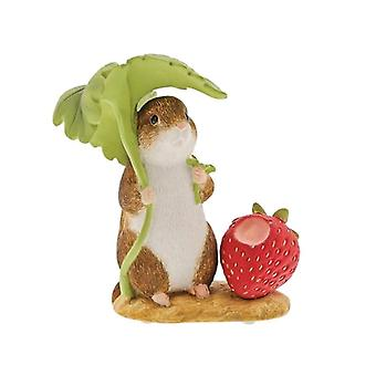 Beatrix Potter Timmy Willie in the Country Figurine