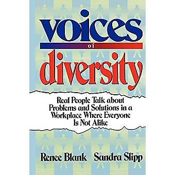 Voices of Diversity - Real People Talk about Problems and Solutions in