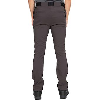 Trespass Mens Yarley Outdoor Walking Hiking Cargo Trousers Pants - Peat