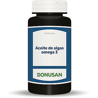 Bonusan Aceite de Algas Omega-3 60 Cápsulas Vegetarianas