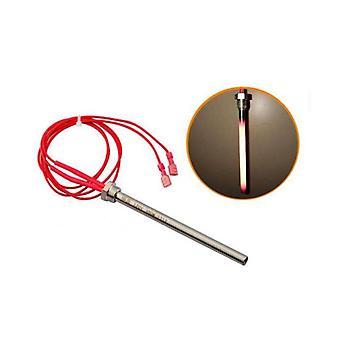 350w 220v Accensione Accenditore Hot Rod Wood Pellet Stove 10*140/150/170mm M16*1.5