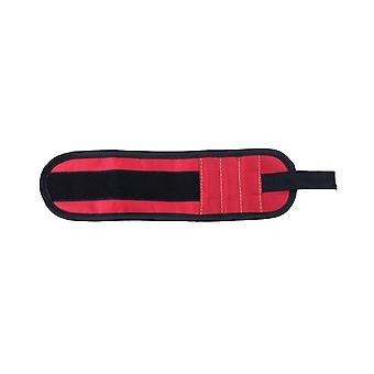 Bracelet magnétique d'outil avec la poche