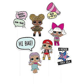 Photobooth LOL Surprise Kit 8 accessoires