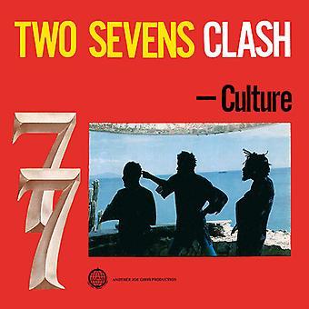 Culture - Two Sevens Clash [Vinyl] USA import