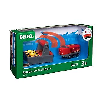 Brio 33213 Brio Motor de control remoto - Para ferrocarril de madera